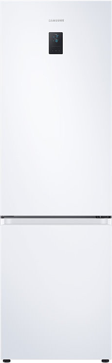 Холодильник Samsung RB36T674FWW/WT с оптимальной зоной свежести, 360 л белый