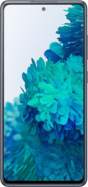 Смартфон Samsung Galaxy S20 FE 128 ГБ темно-синий