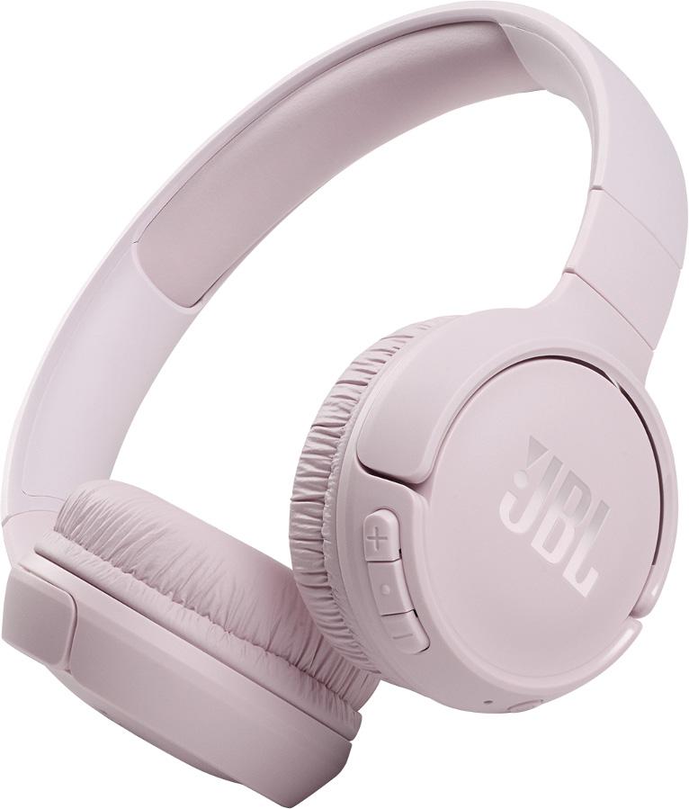 Беспроводные наушники JBL Tune 510BT розовый