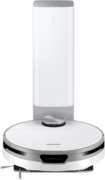 Робот-пылесос Samsung VR30T85513W/EV, Jet Bot+ белый