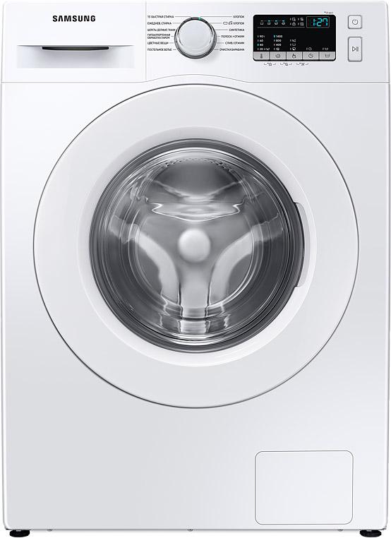 Стиральная машина Samsung WW90T4041EE/LP с инверторным мотором, 9 кг белый