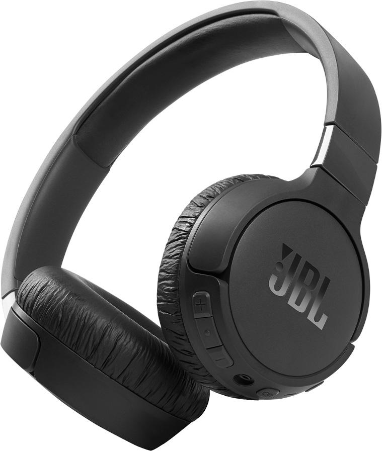 Беспроводные наушники JBL Tune 660NC черный