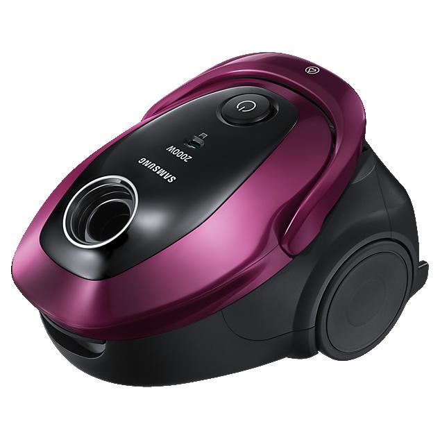Пылесос Samsung VC20M2560JP/EV Pink