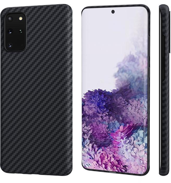 Картинка - MagEZ Case для Galaxy S20+ черно-серый