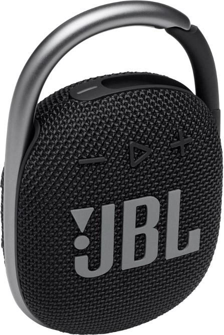 Портативная акустика JBL Clip 4 черный