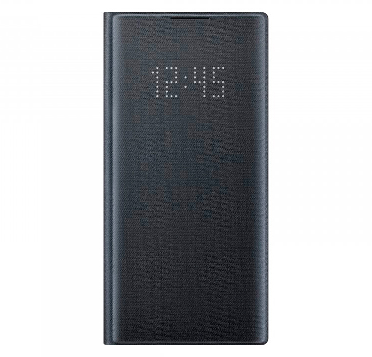 Чехол-книжка Samsung LED View Cover для Galaxy Note10 черный