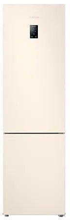 Холодильник Samsung RB37A5290 с нижней морозильной камерой All-around, 367 л бежевый