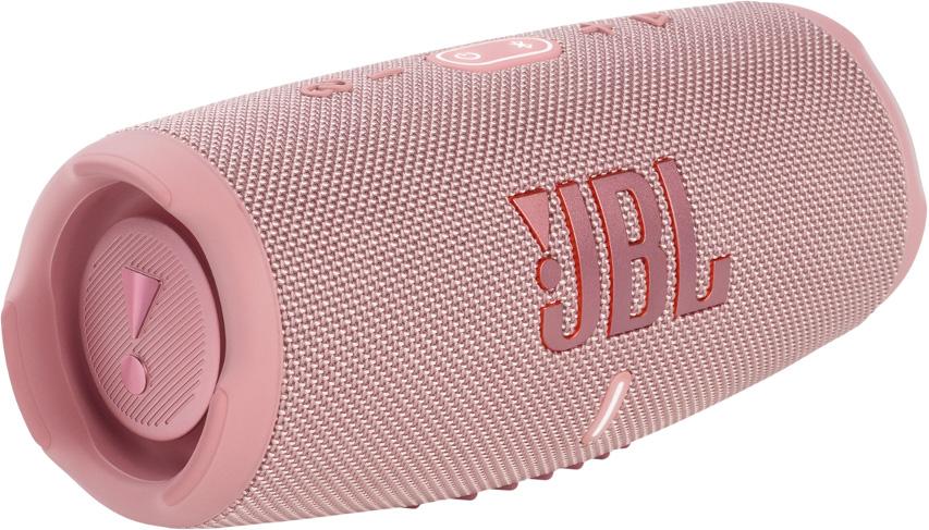 Портативная акустика JBL Charge 5 розовый