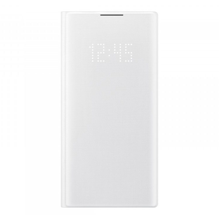 Чехол-книжка Samsung LED View Cover для Galaxy Note10 белый