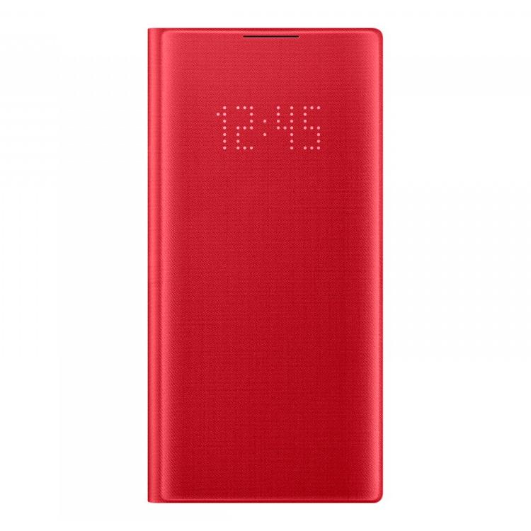 LED View Cover для Galaxy Note10 красный
