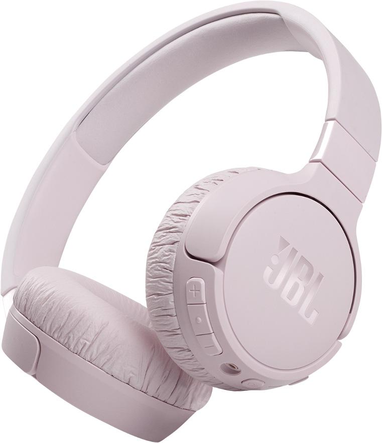 Беспроводные наушники JBL Tune 660NC розовый