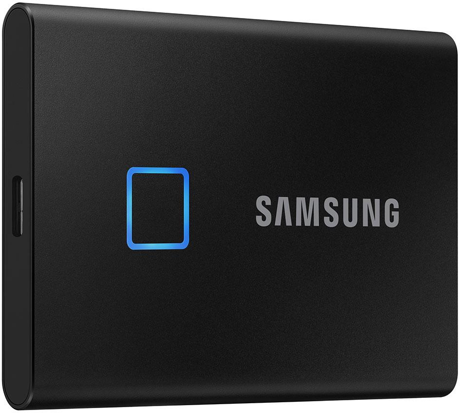 Портативный SSD USB 3.2 T7 Touch