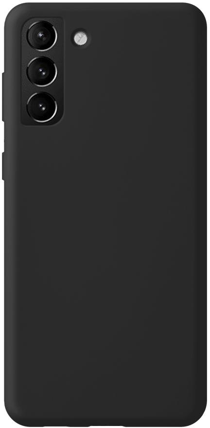 Чехол Deppa Liquid Silicone Pro для Galaxy S21+ черный