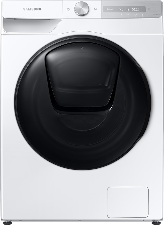 Стиральная машина Samsung WW10T754CBH/LP с QuickDrive™, 10 кг белый