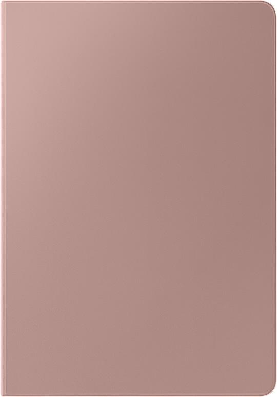 Чехол-книжка Samsung Book Cover для Galaxy Tab S7 розовое золото