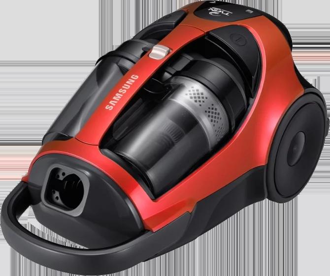 Пылесос Samsung VCC885HH3P/XEV Красный
