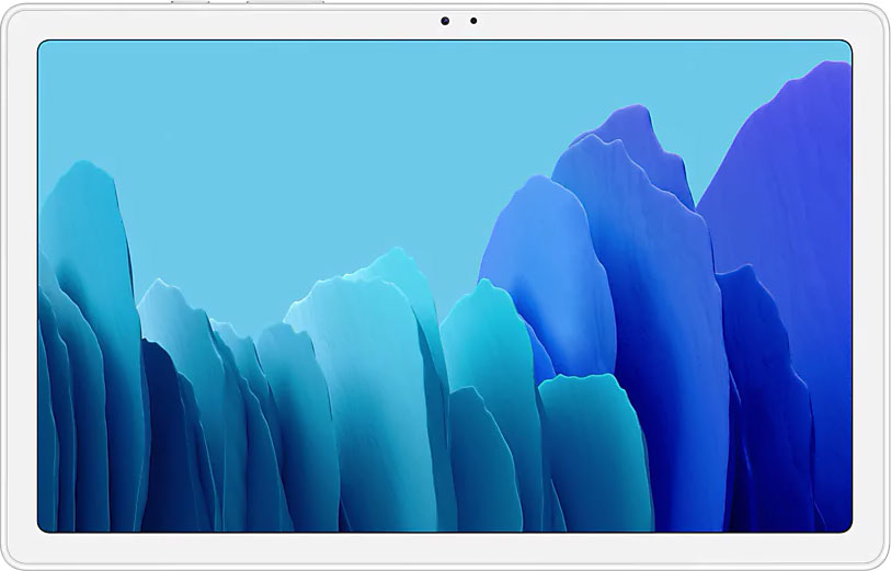 Планшет Samsung Galaxy Tab A7 LTE 32 ГБ серебро