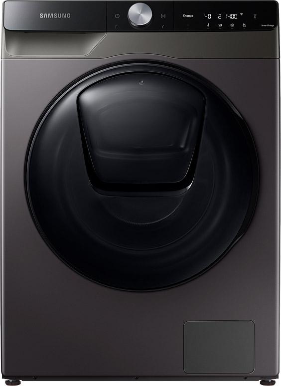 Стиральная машина Samsung WW10T754CBH/LP с QuickDrive™, 10 кг серый