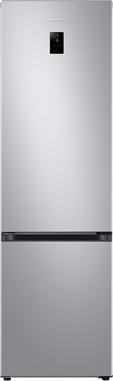 Холодильник Samsung RB38T7762SA/WT с Metal Cooling, 385 л серебристый