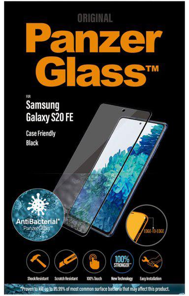 Картинка - для Galaxy S20 FE черный