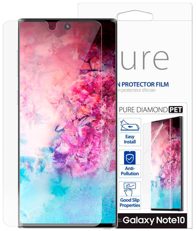Защитная пленка Araree Pure Diamond для Galaxy Note10