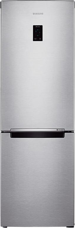 Холодильник Samsung RB33A3240SA/WT с технологией All Around Cooling, 328 л серебристый