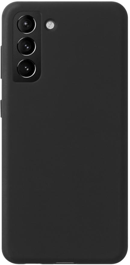 Чехол Deppa Liquid Silicone Pro для Galaxy S21 черный