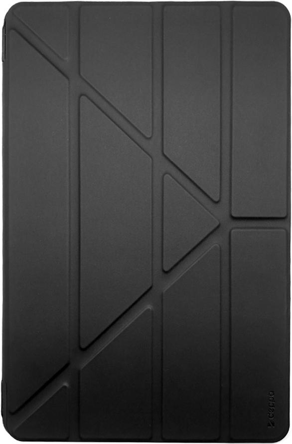 Чехол Deppa Wallet Onzo Galaxy Tab S7 FE черный