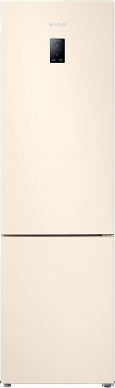 Холодильник Samsung RB37A5271EL/WT с нижней морозильной камерой All-around, 367 л бежевый