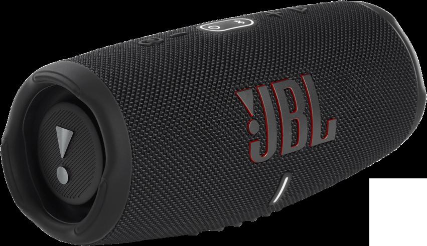Портативная акустика JBL Charge 5 черный