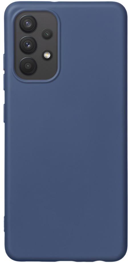 Чехол Deppa Soft Silicone для Galaxy A32 синий