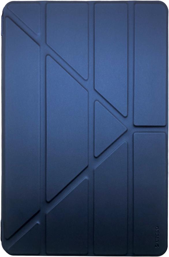 Чехол Deppa Wallet Onzo Galaxy Tab S7 FE синий