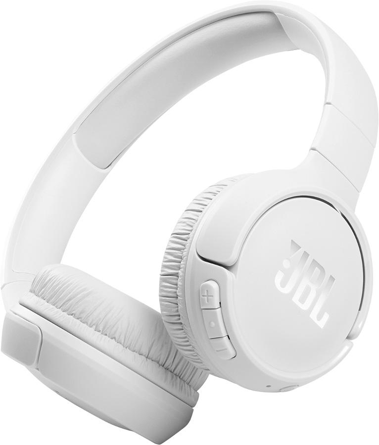 Беспроводные наушники JBL Tune 510BT белый