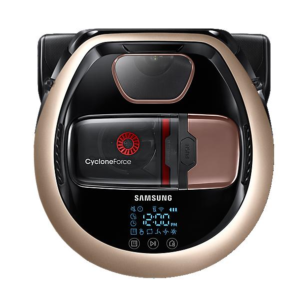 Пылесос Samsung VR20M7070WD/EV Золотой