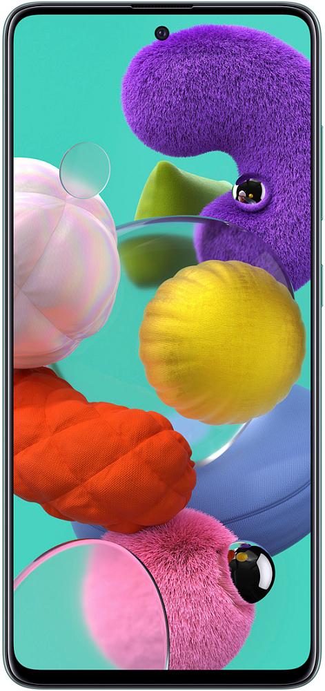 Смартфон Samsung Galaxy A51 128 ГБ синий