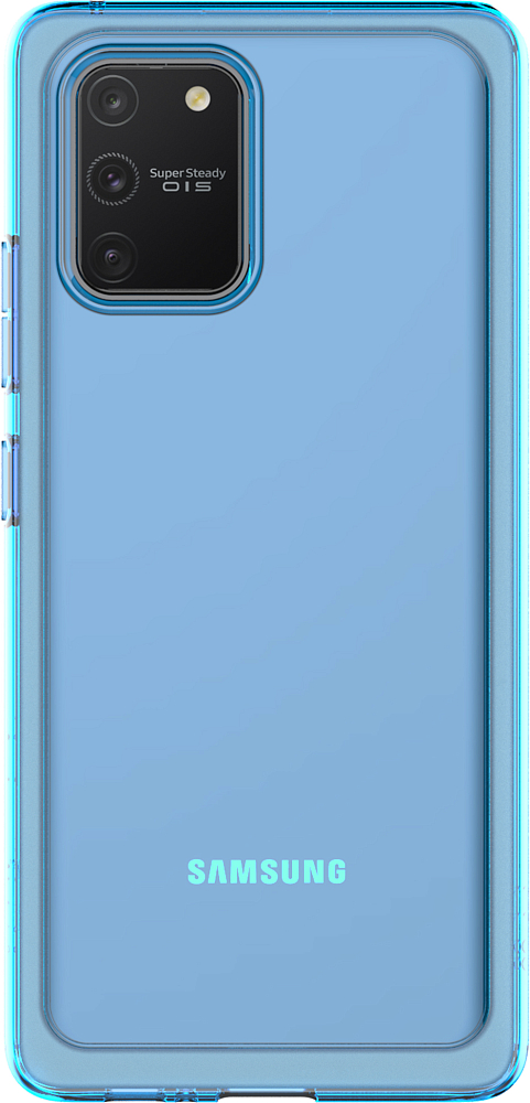 S Cover для Galaxy S10 Lite синий