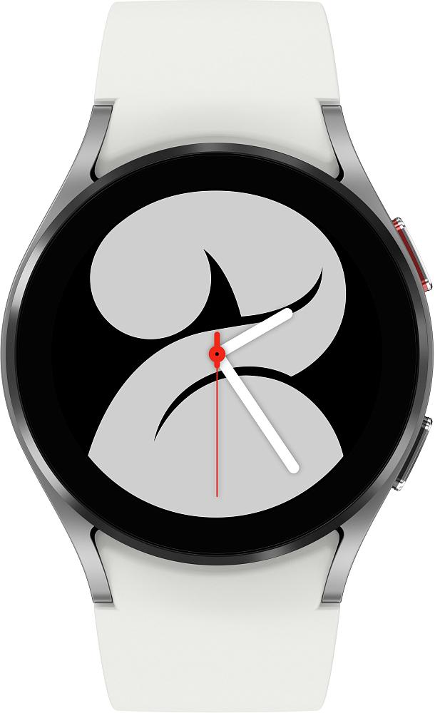 Носимое устройство Samsung Galaxy Watch4, 40 мм серебро