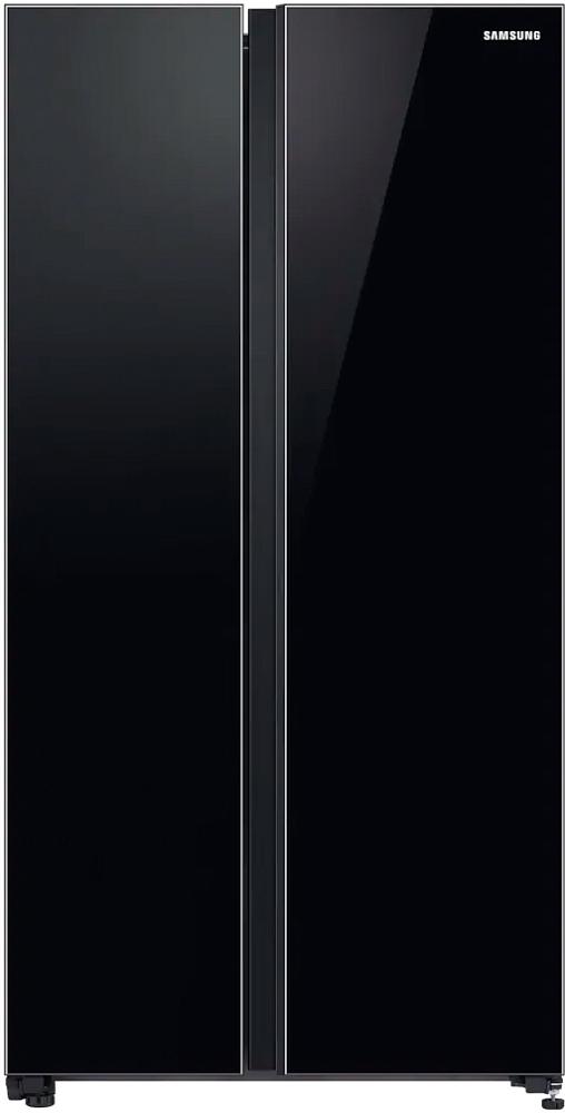 Холодильник Samsung RS62R50312C/WT с панелью Metal Cooling , 647 л