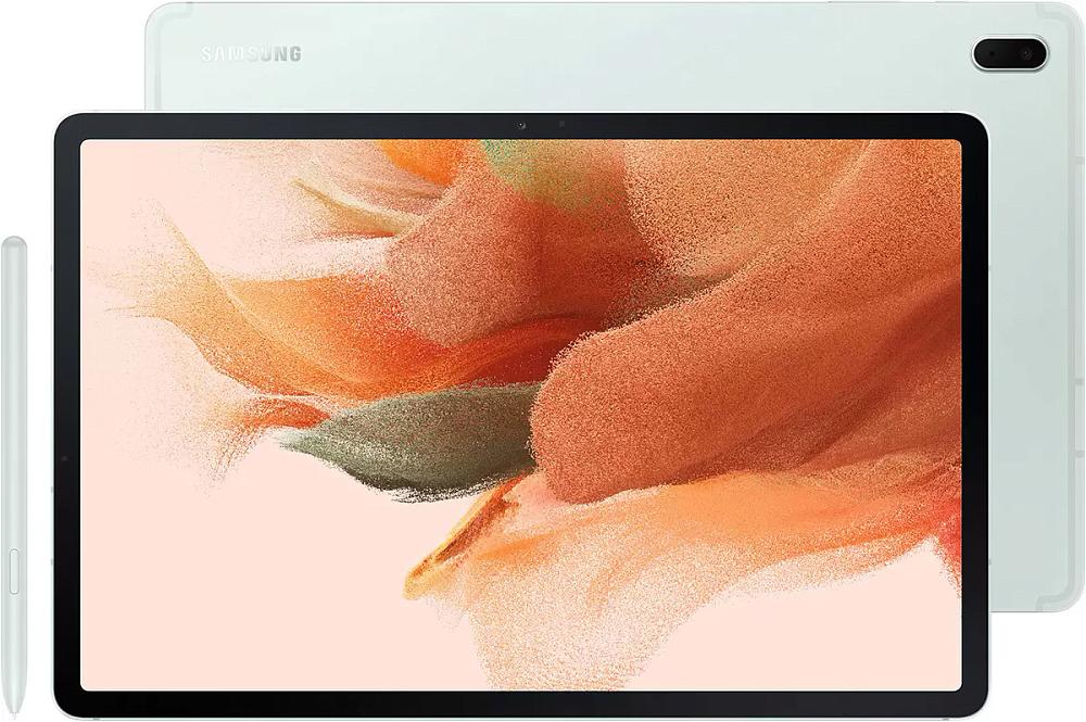 Планшет Samsung Galaxy Tab S7 FE Wi-Fi 64 ГБ зеленый