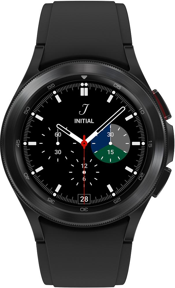 Носимое устройство Samsung Galaxy Watch4 Classic, 42 мм черный
