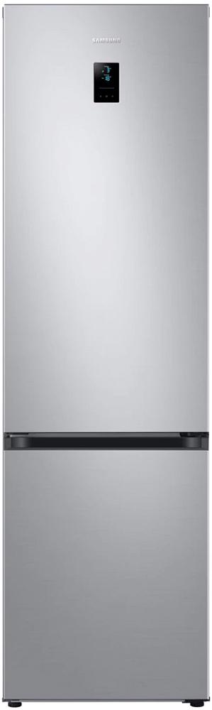 Холодильник Samsung RB38T676FSA/WT с увеличенным полезным объемом SpaceMax, 385 л серебристый