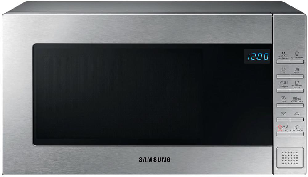 Микроволновая печь Samsung GE88SUT/BW 23 л нержавеющая сталь