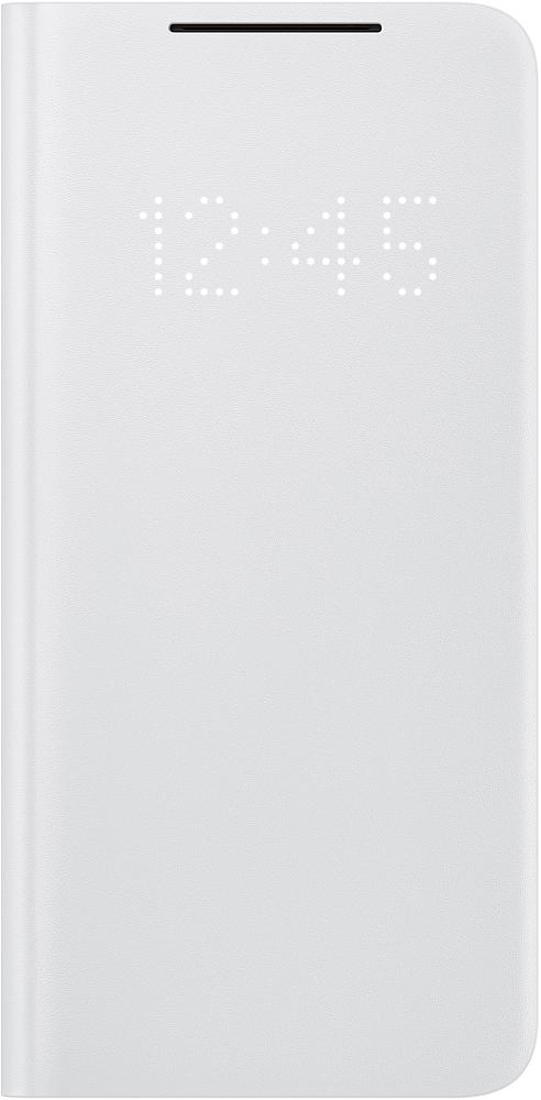 Картинка - Smart LED View Cover для Galaxy S21 серый