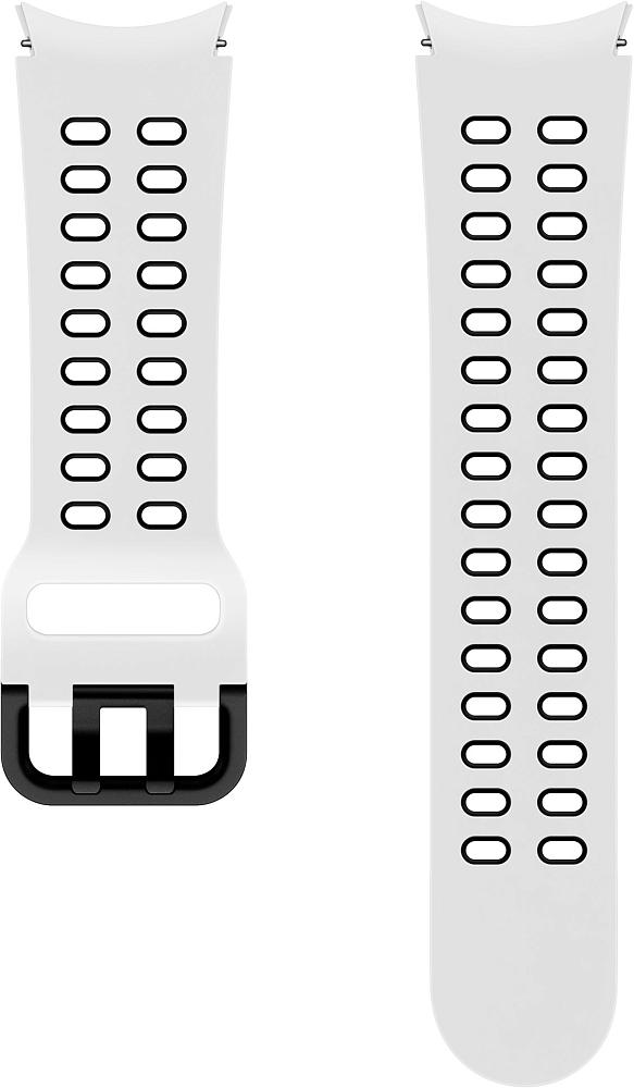 Ремешок Samsung Extreme Sport Band для Galaxy Watch4 | Watch3, 20 мм, S/M белый
