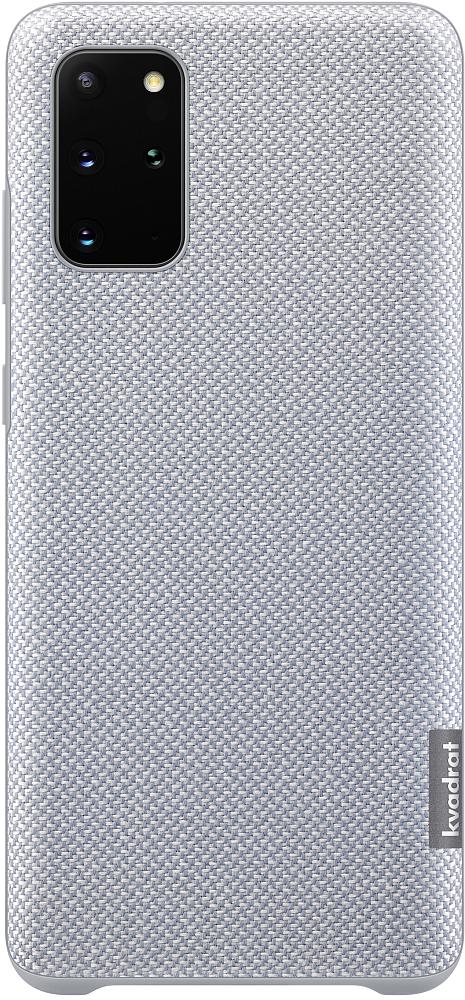 Картинка - Kvadrat Cover Galaxy S20+ серый