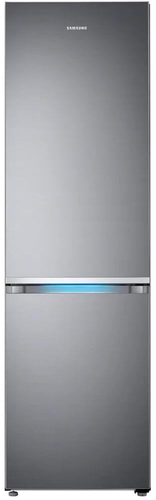 Холодильник Samsung RB7000R с системой охлаждения Twin Cooling Plus™, 406 л серебристый