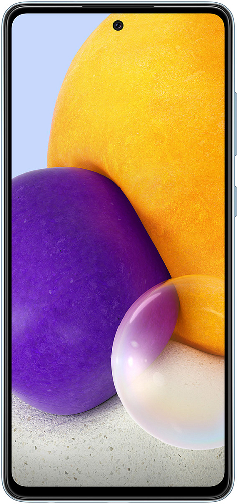 Смартфон Samsung Galaxy A72 128 ГБ синий
