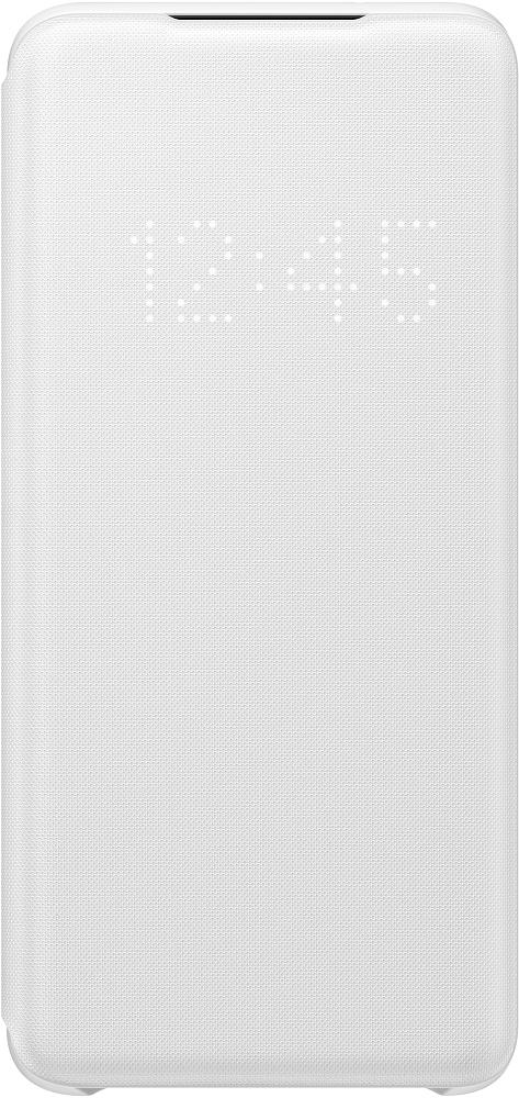 Картинка - Smart LED View Cover Galaxy S20 белый