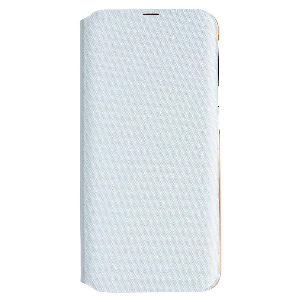 Картинка - Wallet Cover Galaxy A40 белый