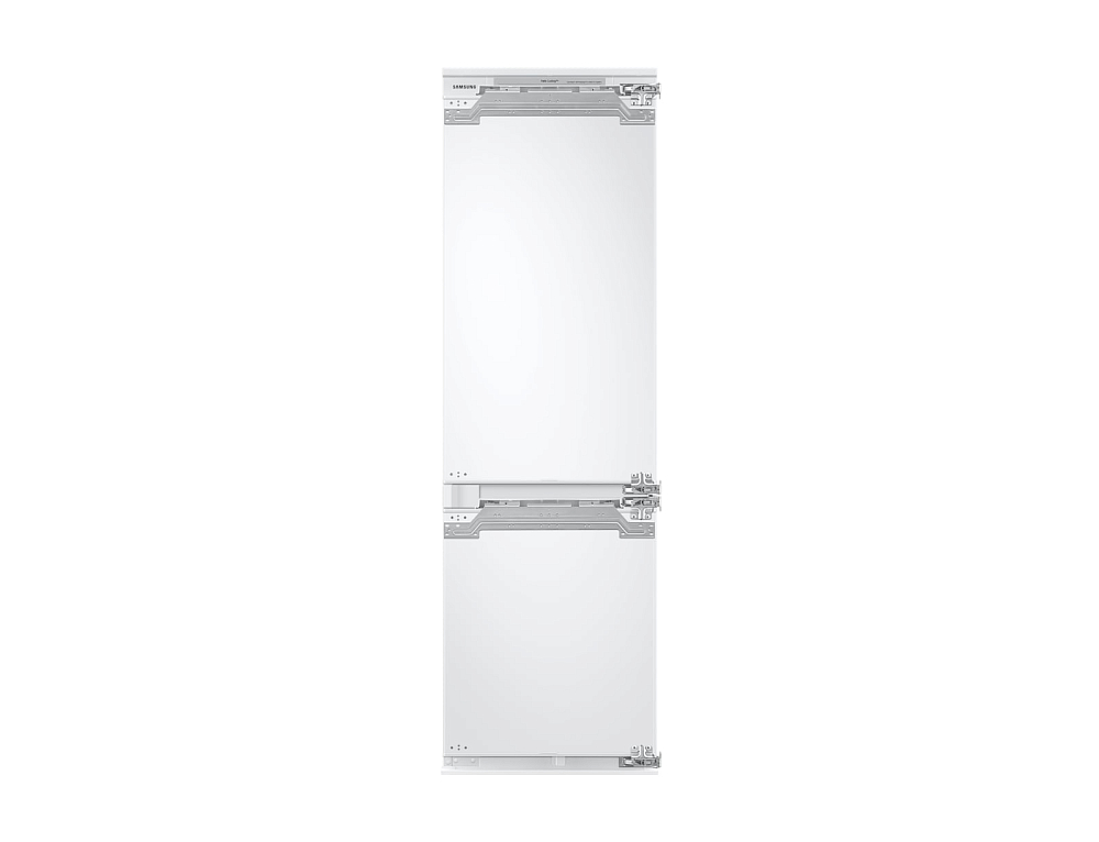 Встраиваемый холодильник Samsung BRB260187WW/WT с двухконтурной системой охлаждения Twin Cooling Plus, 263 л белый
